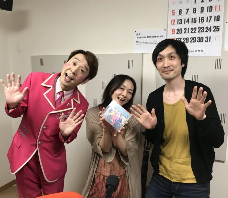 松下サトミ 音楽っていいな♪ 2018/8/23